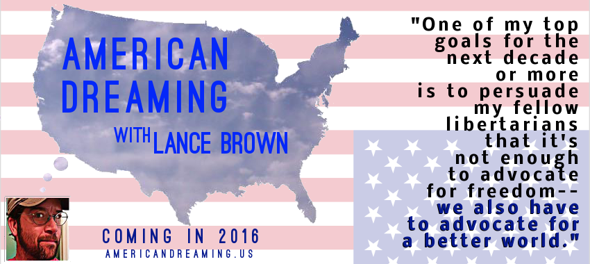 American Dreaming with lance Brown